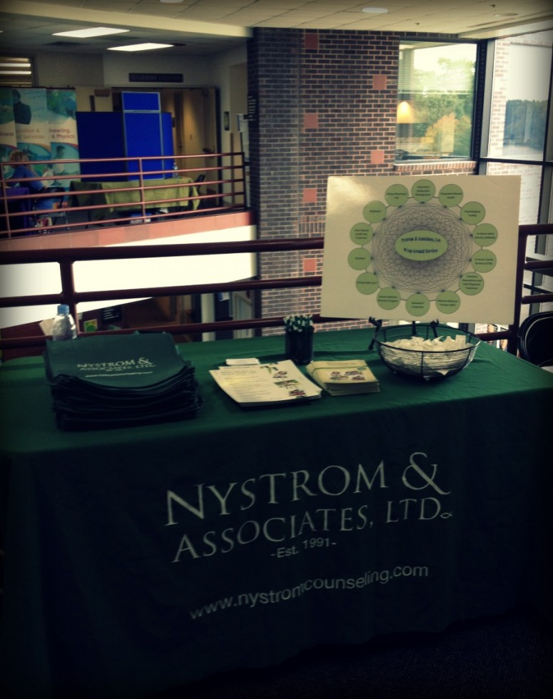 Nal At Mental Wellness Fair And Health Screening Nystrom Counseling