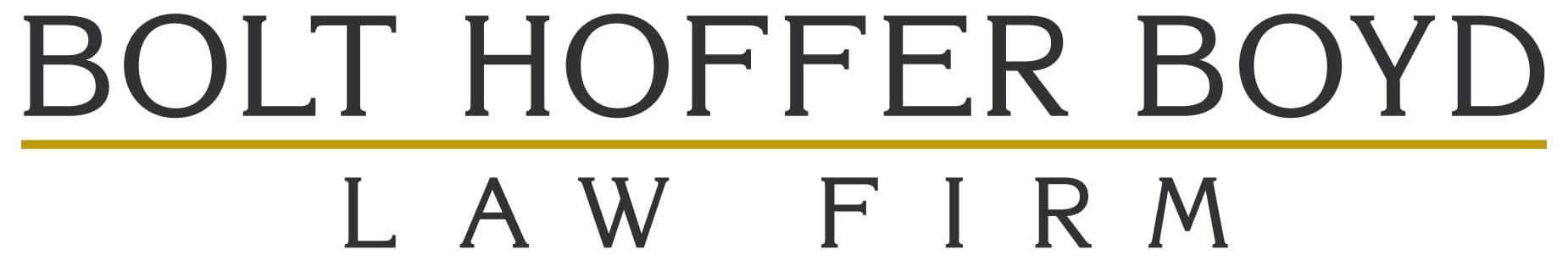 Bolt Hoffer Boyd Law Firm