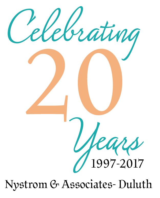 Nystrom Associates Ltd Duluth Celebrating 20 Years Nystrom