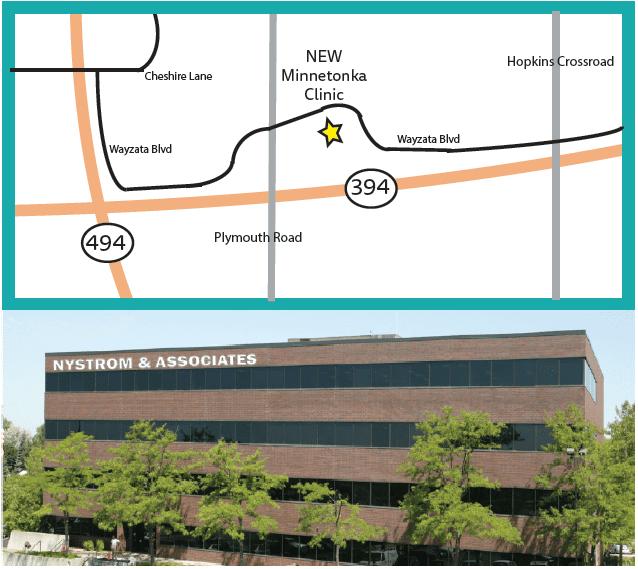 New Nystrom Associates Ltd Clinic In Minnetonka Opening