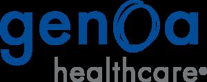 Genoa Pharmacy Healthcare Logo