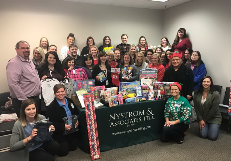 Nal Otsego Helps Those In Need Nystrom Counseling