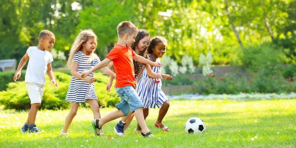 kids on summer break