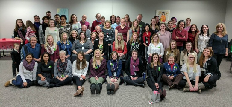 Nal Eden Prairie Gathers To Help Make Christmas Brighter Nystrom