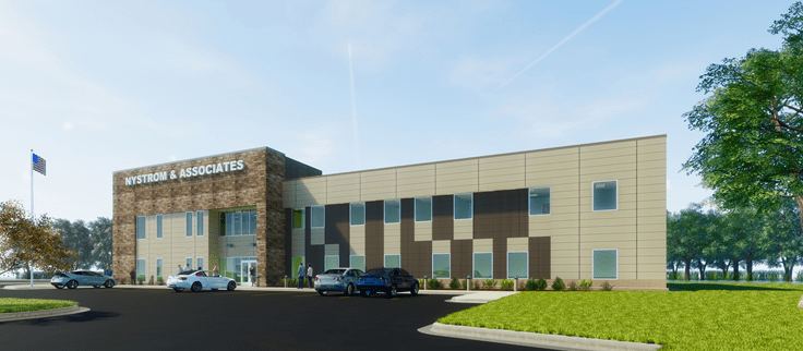 Nystrom Associates Ltd Is Excited To Announce That Our St Cloud