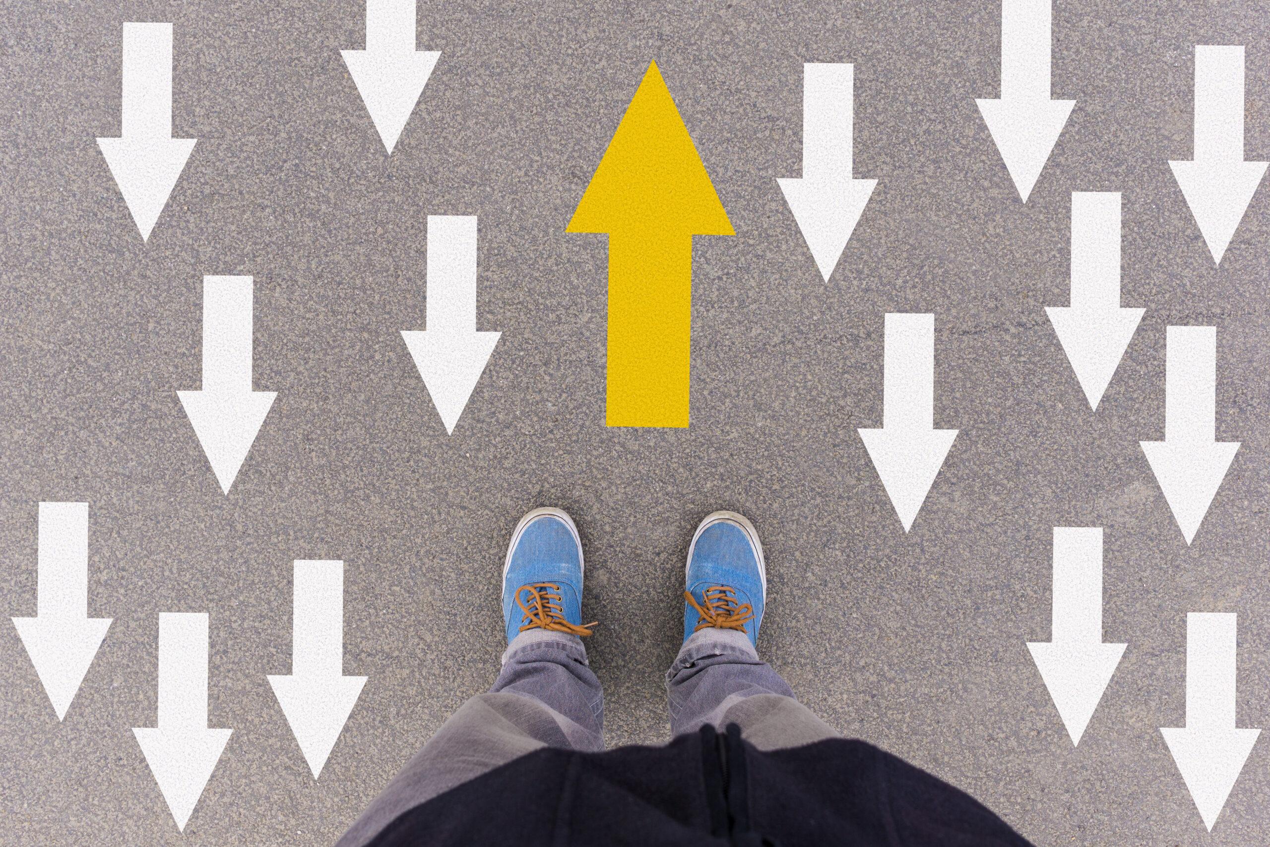 ways to move forward