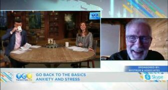 Brian Nystrom on Twin Cities Live - Handling Stress