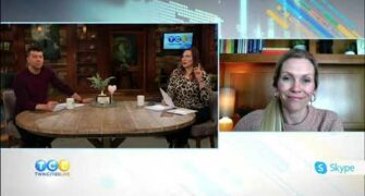 Dr. Karin Ryan on Twin Cities Live: Falling Asleep When Stressed