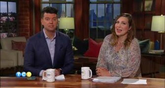 Dr. Karin Ryan on Twin Cities Live - Intentional Family Time